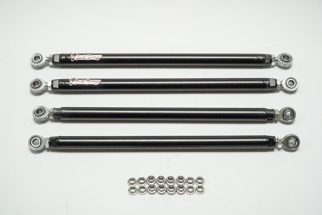 Turbo S Radius Rods
