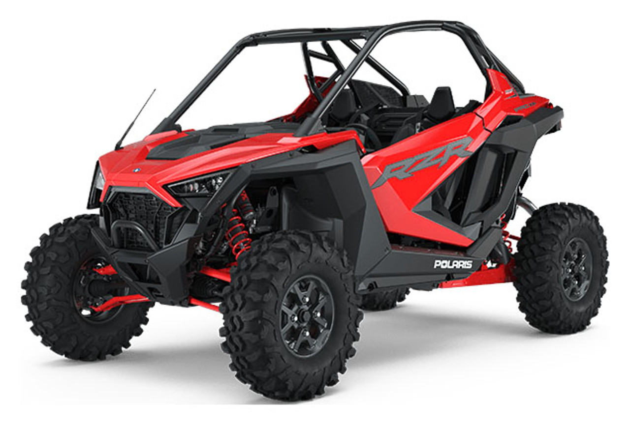 Polaris XP Pro (RIS) Ride Improvement System