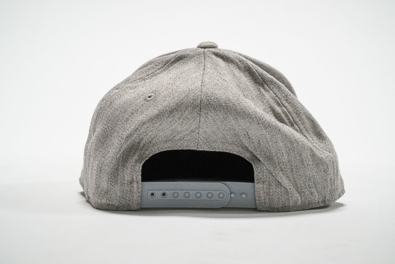 Shock Therapy Snap Back Gray