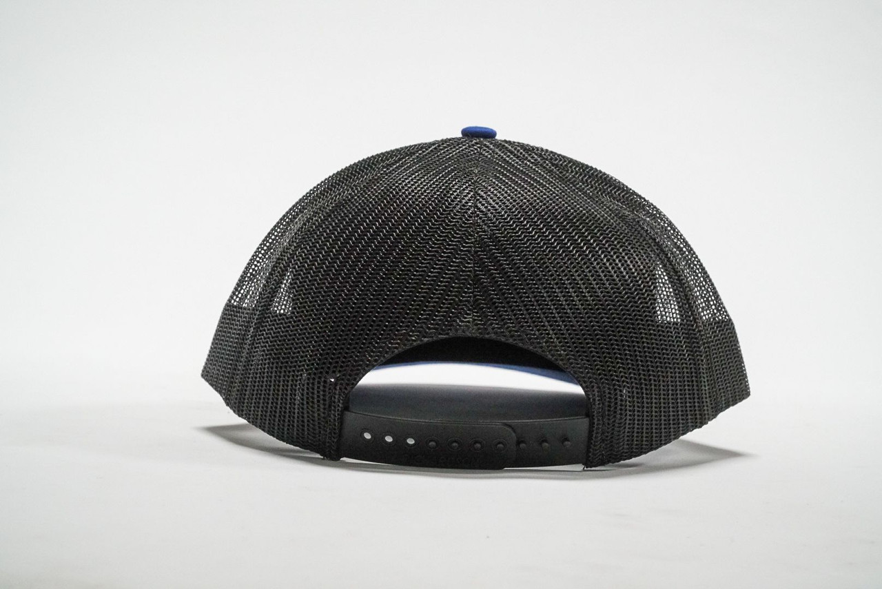 Shock Therapy Blue Mesh back Snap Back
