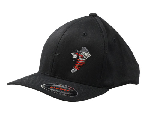 Shock Therapy Fitted Hat