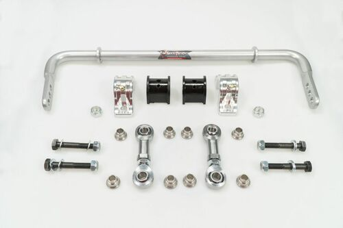 Complete front sway bar system