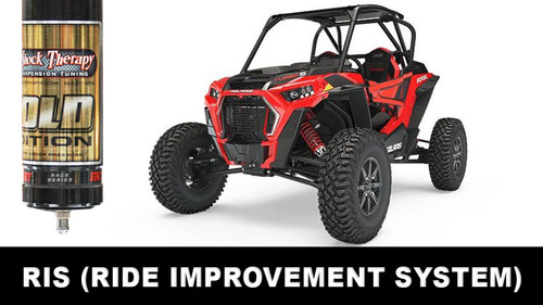 Ride Improvement System (RIS) Polaris Turbo S - 2 seat CALL FOR AN APPOINTMENT