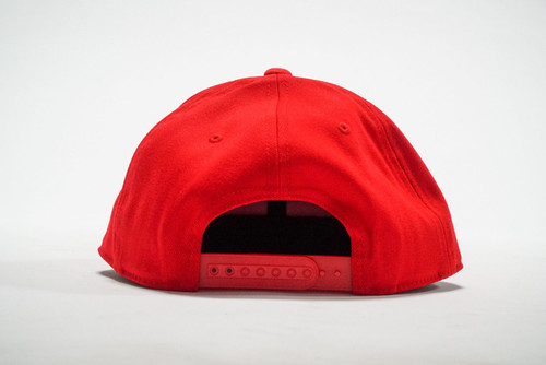 Shock Therapy Red Snap Back