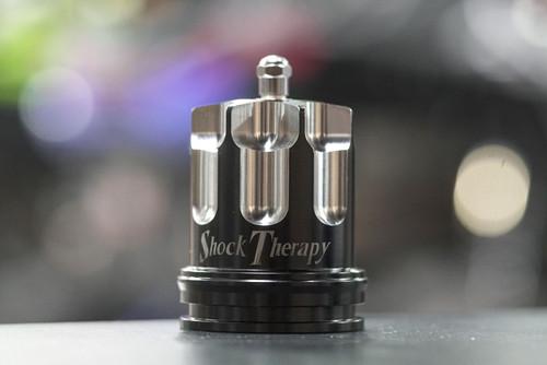 "Shock Therapy Billet Reservoir Caps (For Fox Shocks w 2.5"" reservoir body)"