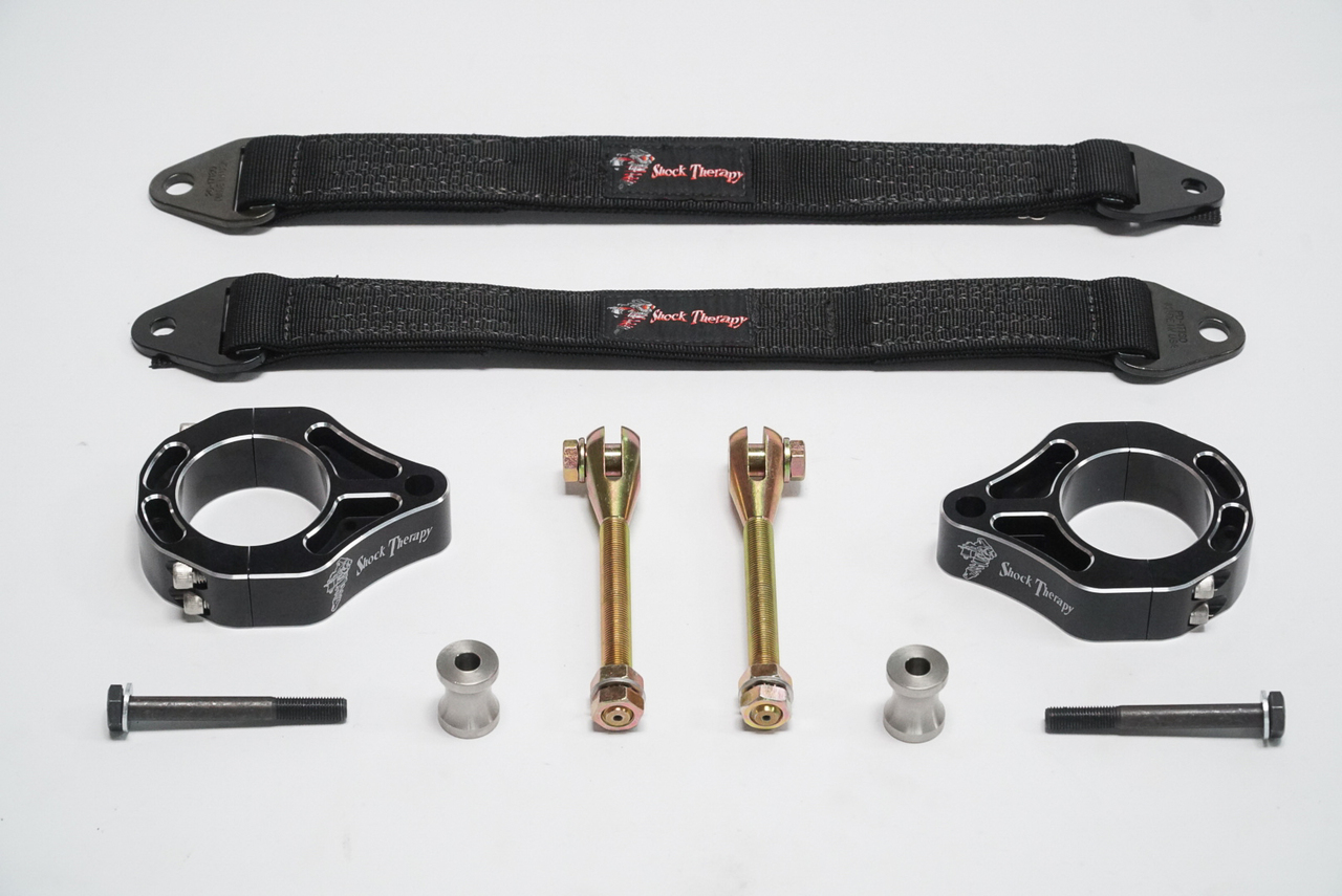 New Product Release! Dual Rate Spring Kit  & Limit Straps for XP Pro, 4 seat, Walker Evans