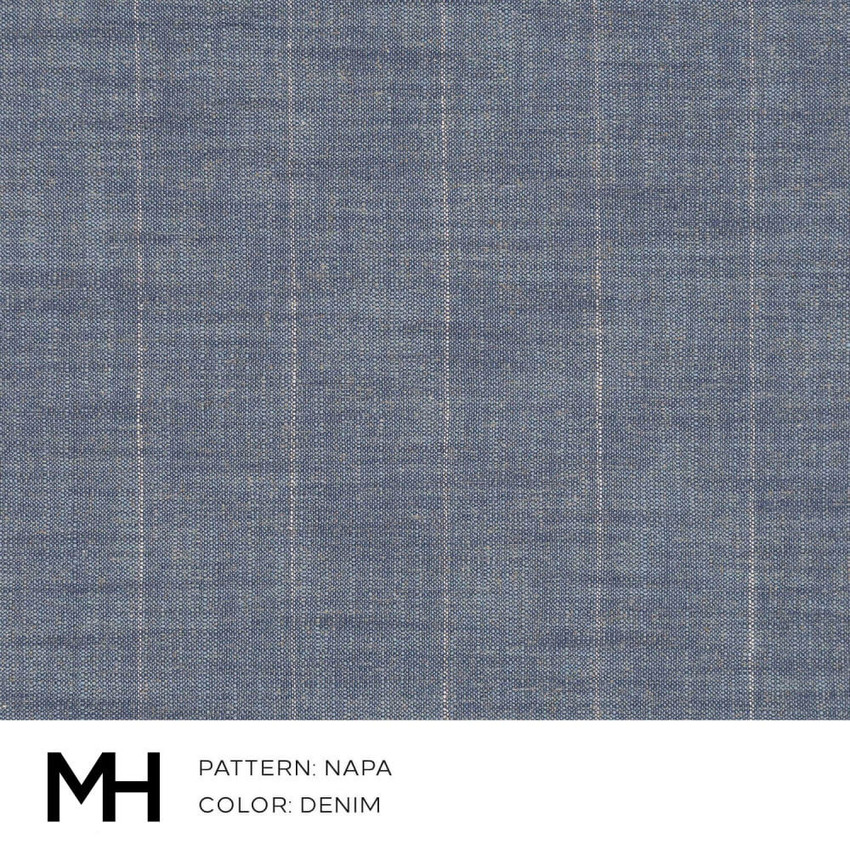 Napa Denim Fabric Swatch