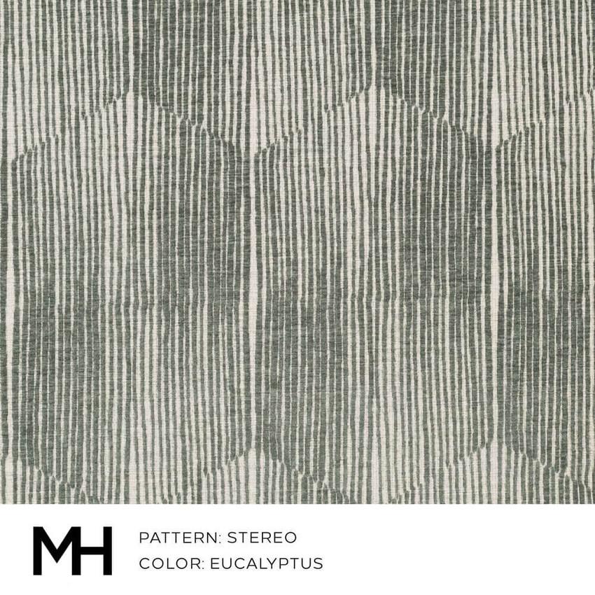 Stereo Eucalyptus Fabric Swatch