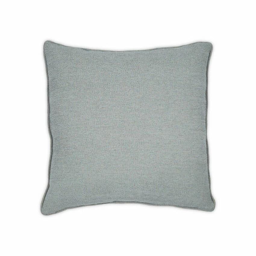 "Moss Home Twilight 22"" Pillow in Aqua, 22"" throw pillow, accent pillow, decorative pillow"