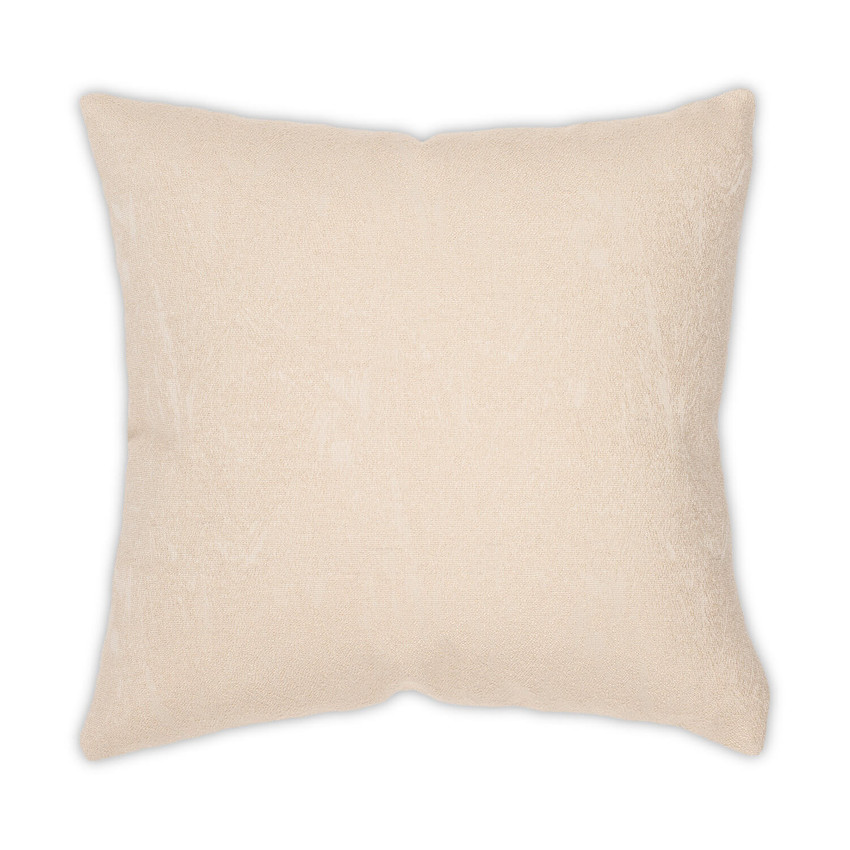 Moss Home Downtown Luxury Throw Pillow, Moss Studio Downtown Pillow in Bone
