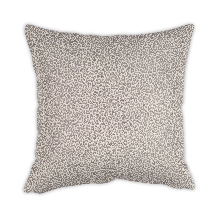 Moss Home Wild One Luxury Throw Pillow, Moss Studio Wild One Pillow in Charcoal