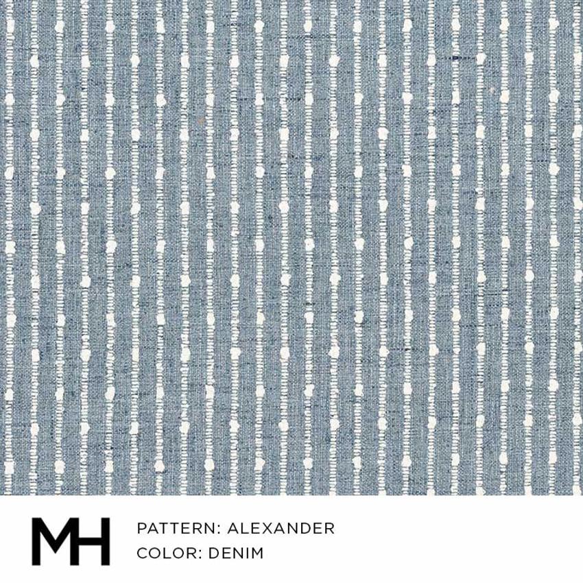 Alexander Denim Fabric Swatch
