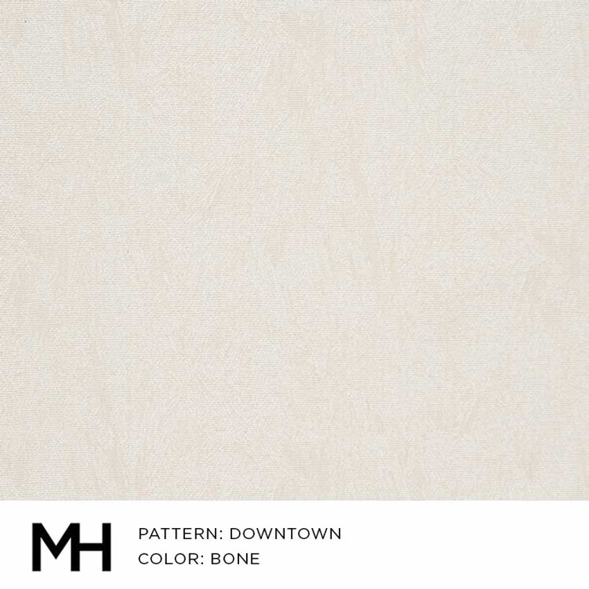 Downtown Bone Fabric Swatch