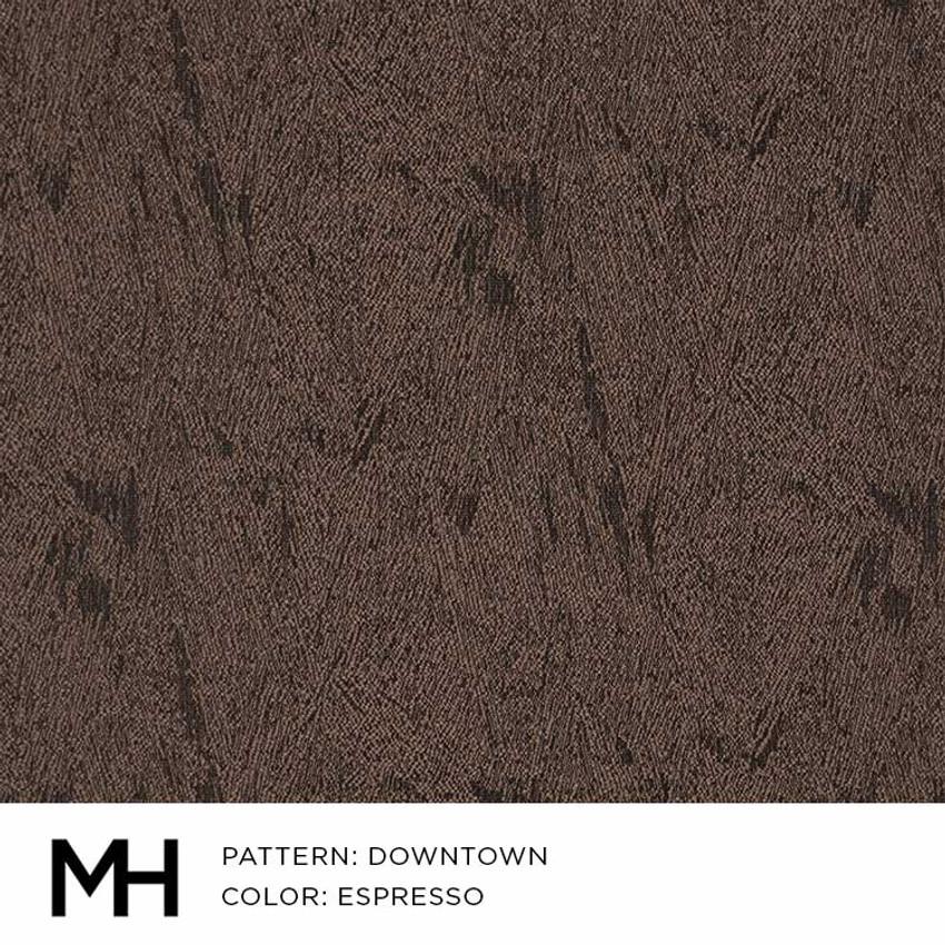 Downtown Espresso Fabric Swatch