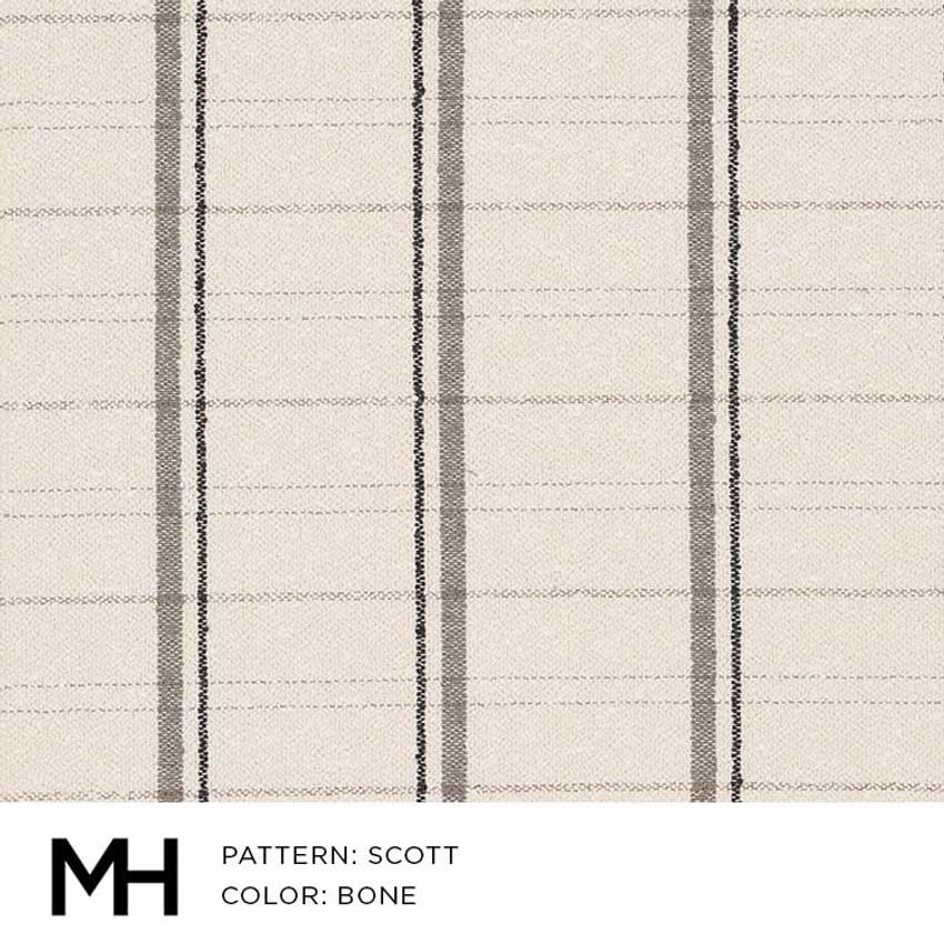 Scott Bone Fabric Swatch
