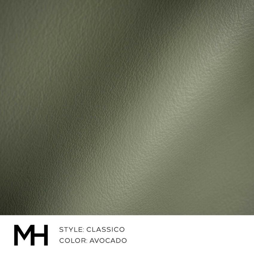 Classico Avocado Leather Swatch