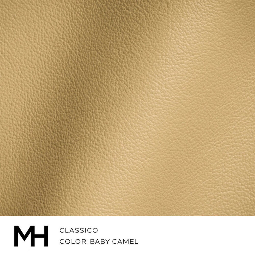 Classico Baby Camel Leather Swatch