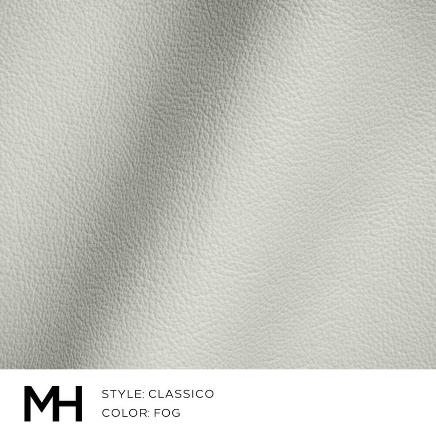 Classico Fog Leather Swatch