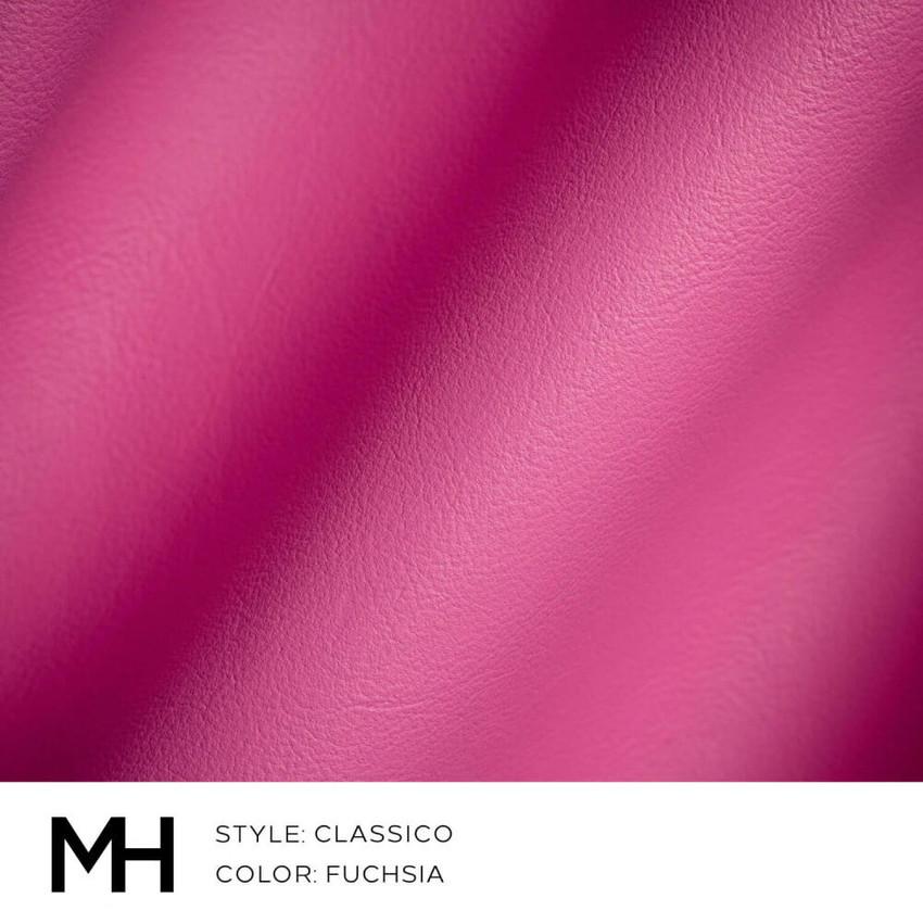 Classico Fuschia Leather Swatch