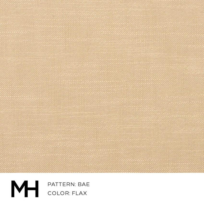 Bae Flax Fabric Swatch