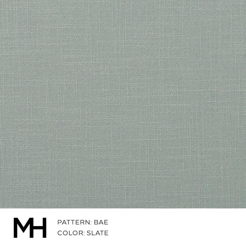 Bae Slate Fabric Swatch