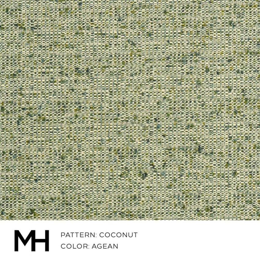 Coconut Aegean Fabric Swatch