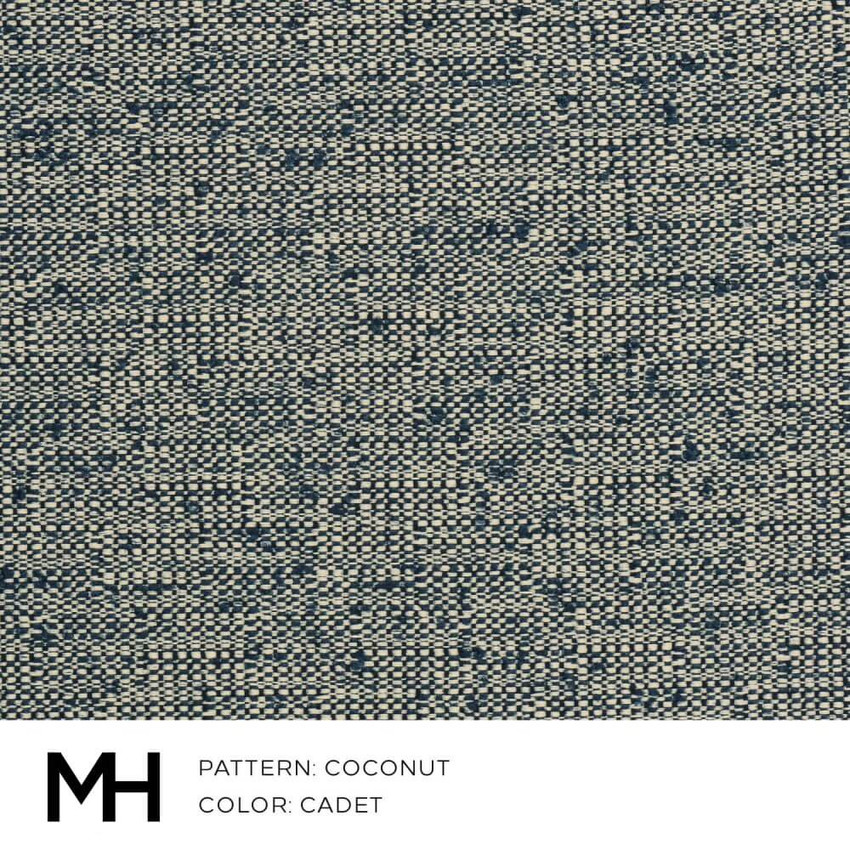 Coconut Cadet Fabric Swatch