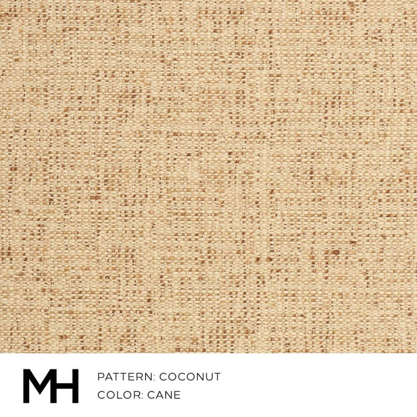 Coconut Cane Fabric Swatch