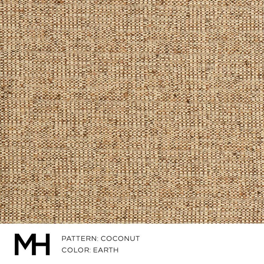 Coconut Earth Fabric Swatch
