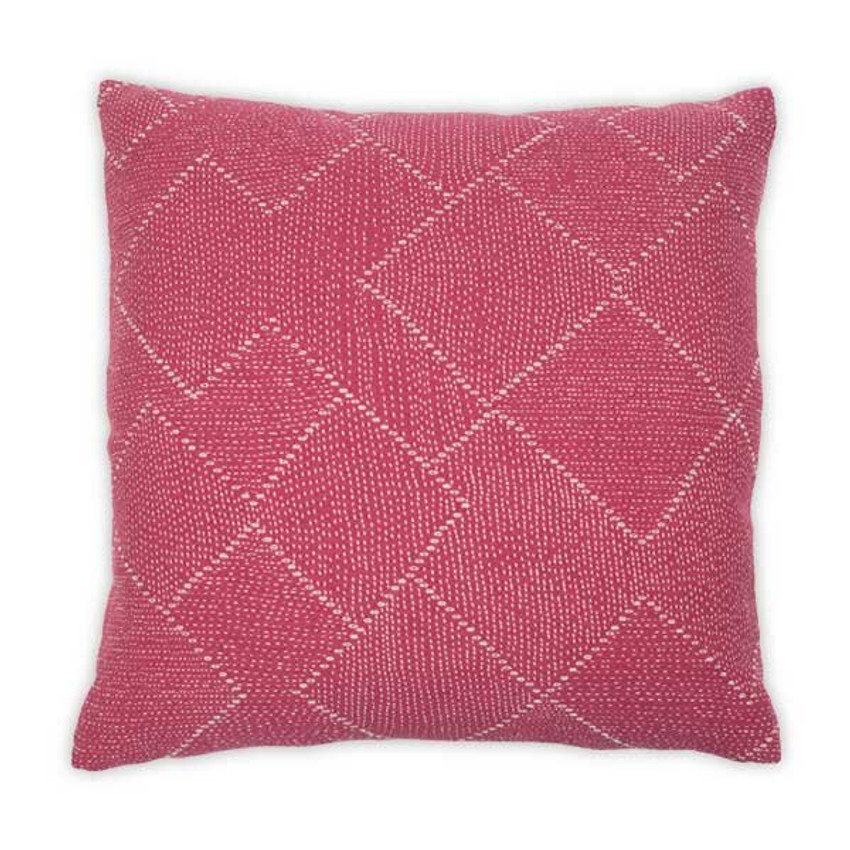 "Moss Home Softy 22"" Pillow in Berry,  trend throw pillow, accent pillow, decorative pillow"