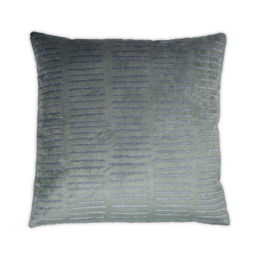 "Moss Home Lanes 22"" Pillow in Pine Blue, 22"" throw pillow, accent pillow, decorative pillow"