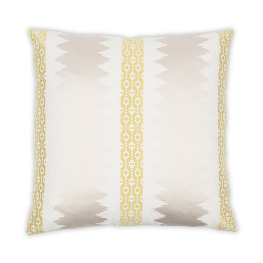 "Moss Home Genevieve 22"" Pillow in Leaf,  22"" throw pillow, accent pillow, decorative pillow"