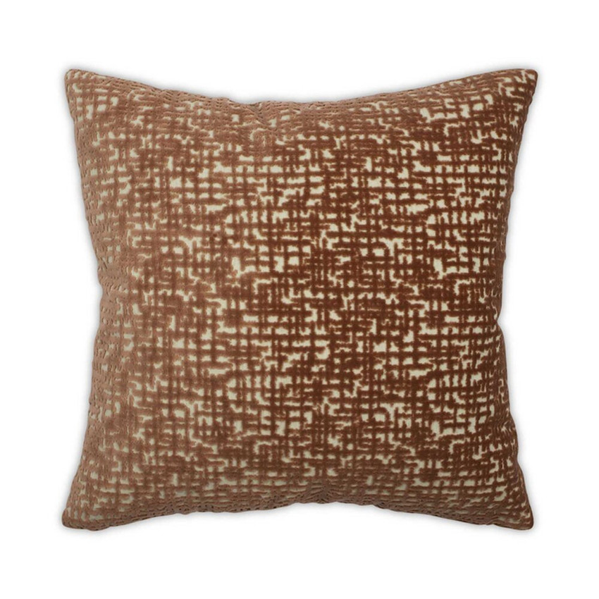 "Moss Home Luna 22"" Pillow in Grapefruit  22"" throw pillow, accent pillow, decorative pillow"