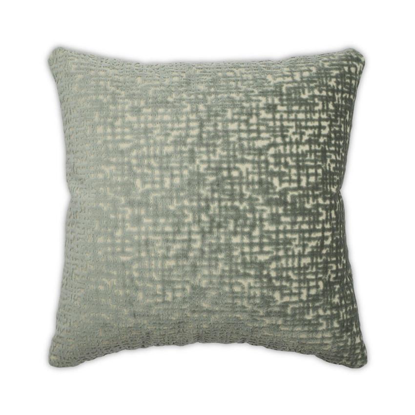 """Moss Home Luna 22"""" Pillow in Seaglass, 22"""" throw pillow, accent pillow, decorative pillow"""