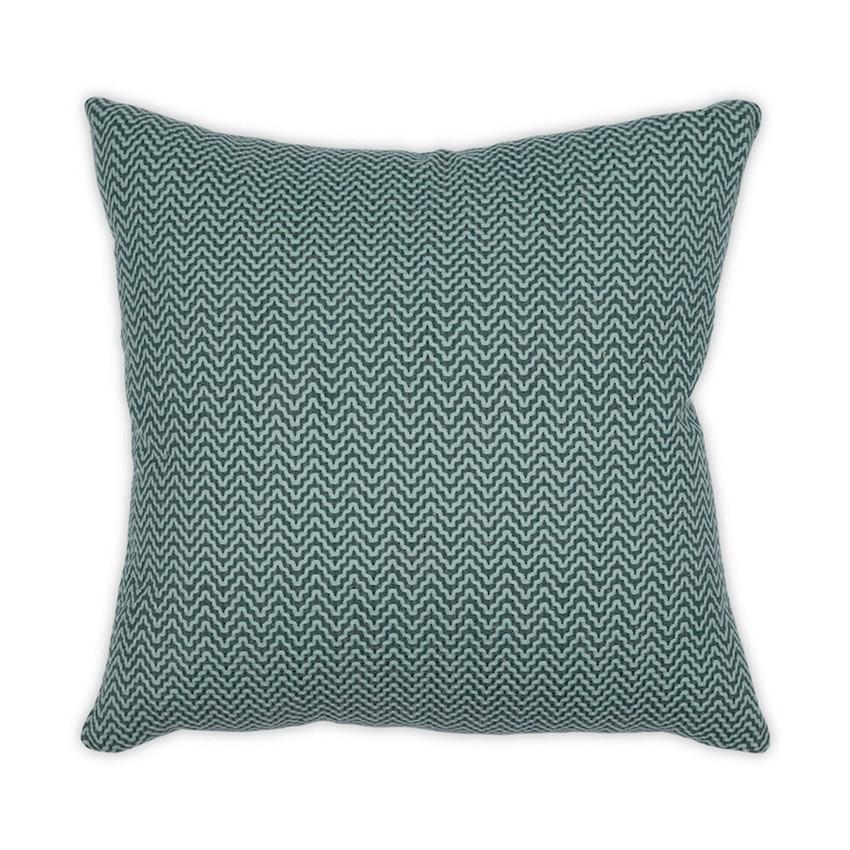 "Moss Home Rudy 22"" Pillow in Teal,  22"" throw pillow, accent pillow, decorative pillow"