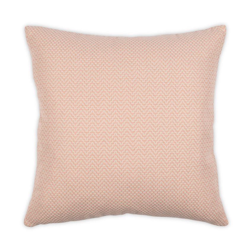"Moss Home Rudy 22"" Pillow in Blush, 22"" throw pillow, accent pillow, decorative pillow"