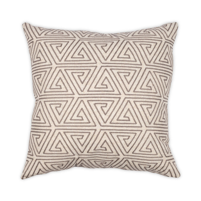 "Moss Home Savannah 22"" Pillow in Charcoal,  22"" throw pillow, accent pillow, decorative pillow"