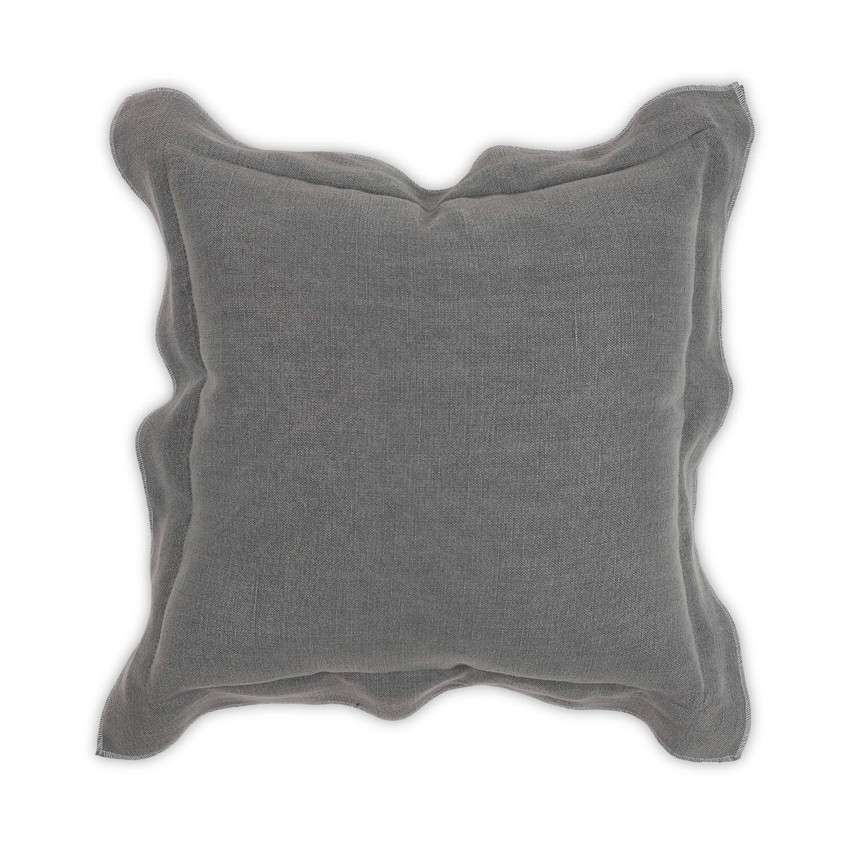 Blake Pillow - Stone Washed Linen
