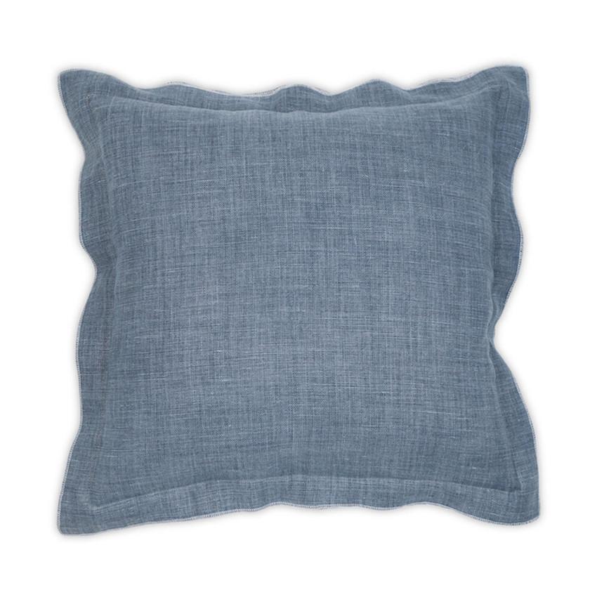 Moss Home Blake Pillow-Voyage Linen,  linen throw pillow, accent pillow, decorative pillow