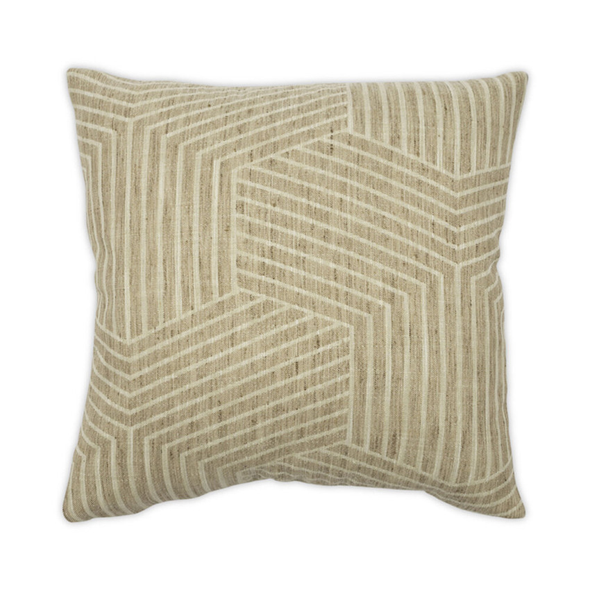 Moss Home Anna Pillow, trend throw pillow, accent pillow, decorative pillow, anna pillow in sand