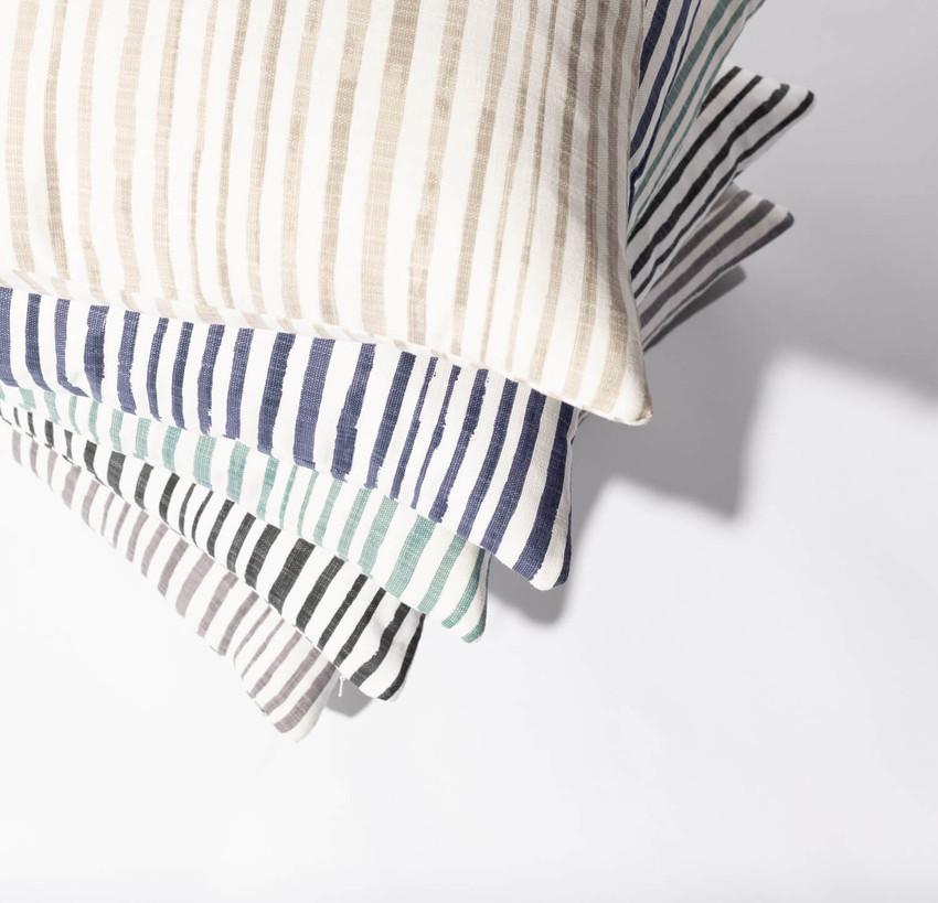 Moss Home Horizon Pillow, trend throw pillow, accent pillow, decorative pillow, Horizon trend throw pillow