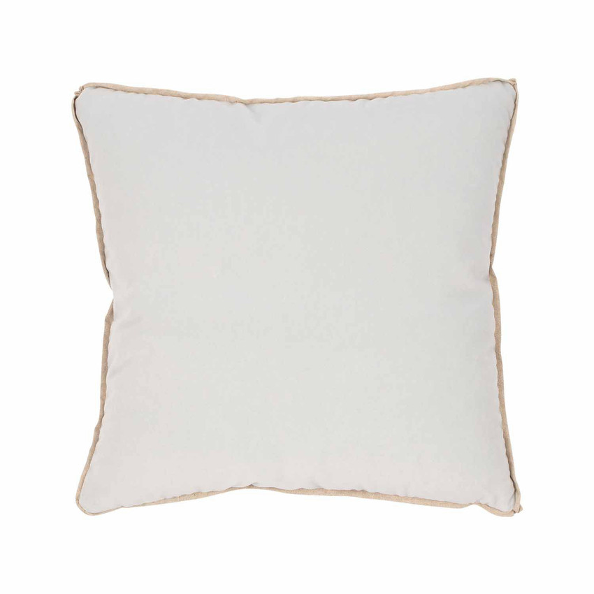 Moss Home Banks Pillow in Dovegray, velvet throw pillow, accent pillow, decorative pillow