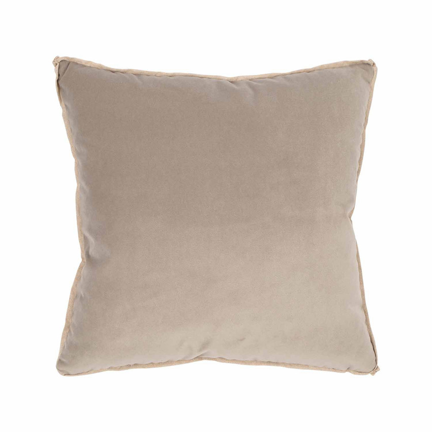 Moss Home Banks Pillow in Slate, velvet throw pillow, accent pillow, decorative pillow