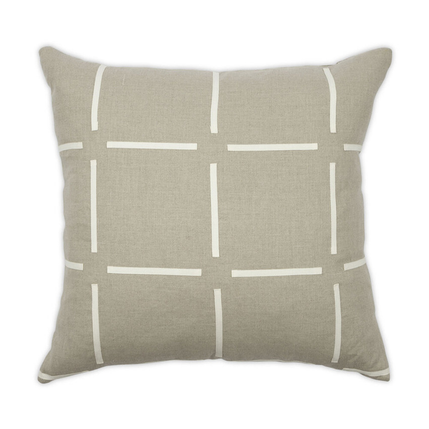 Moss Home Narco Pillow, trend throw pillow, accent pillow, decorative pillow, narco pillow in white