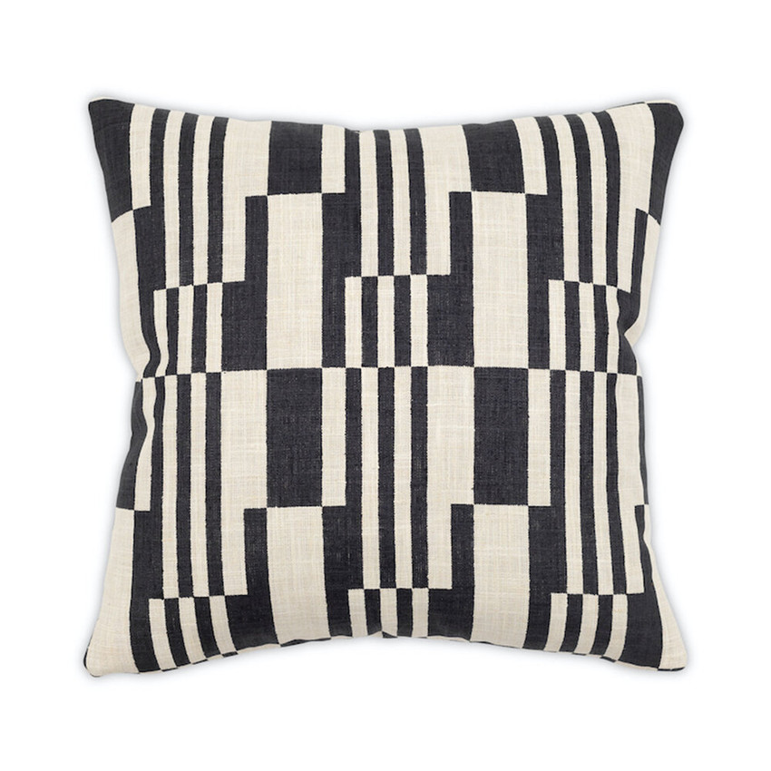 Moss Home Piano Pillow, trend throw pillow, accent pillow, decorative pillow, piano pillow in black