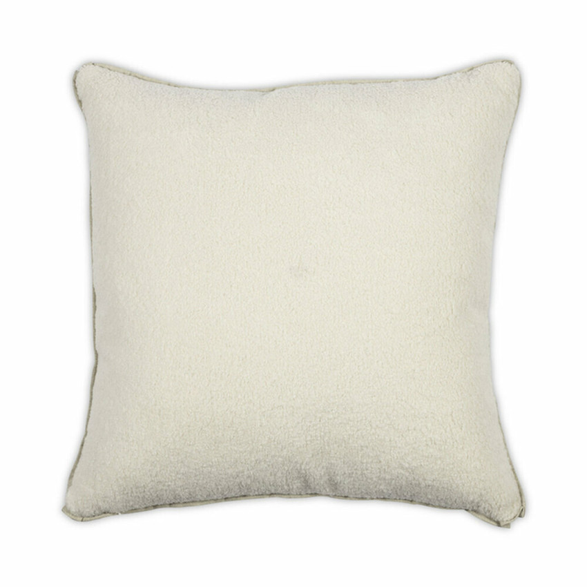 Moss Home Poodle Pillow, trend throw pillow, accent pillow, decorative pillow, poodle pillow in cream