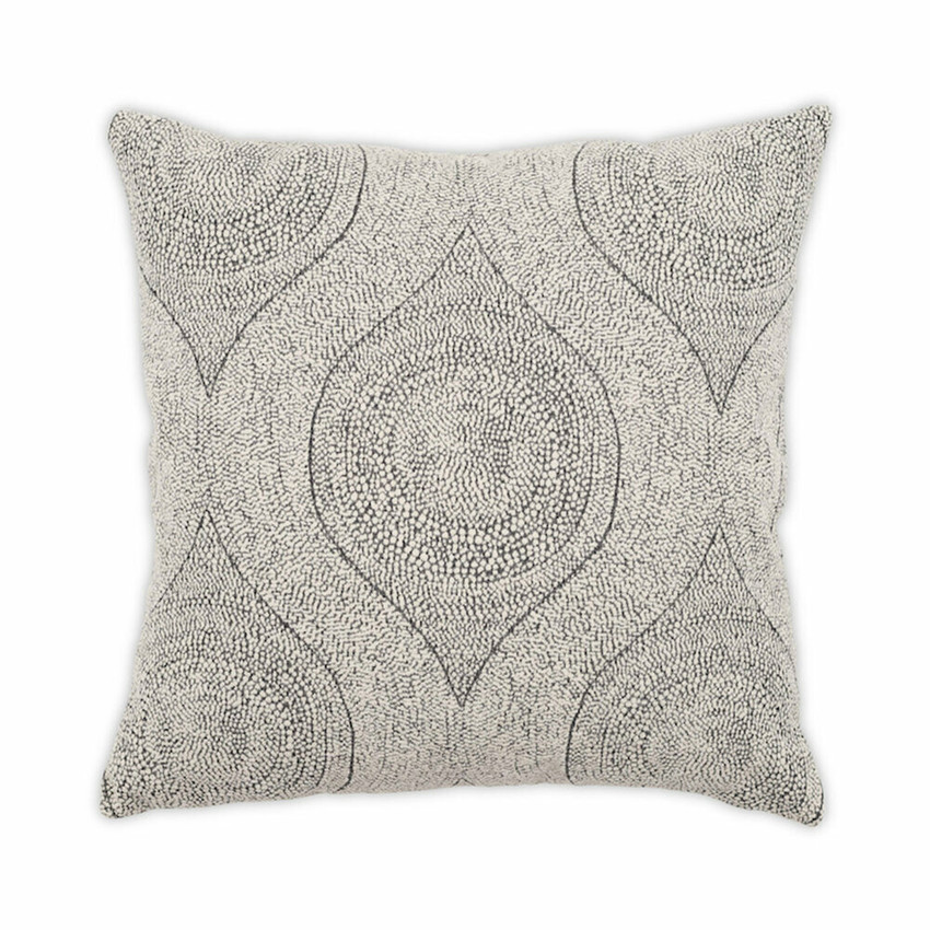 Moss Home Vincent Pillow, trend throw pillow, accent pillow, decorative pillow, vincent pillow in black