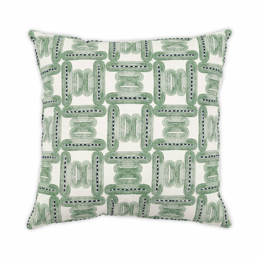 Moss Home Slide Pillow, trend throw pillow, accent pillow, decorative pillow, slide pillow in green