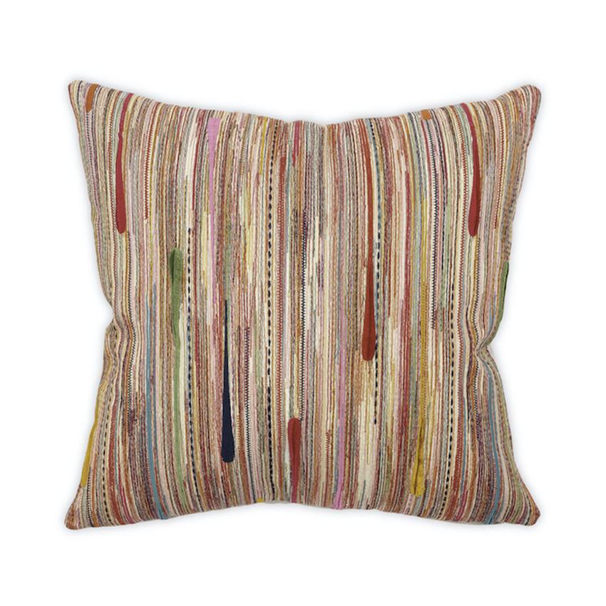 Moss Home Pillar Pillow, trend throw pillow, accent pillow, decorative pillow, pillar pillow in pink