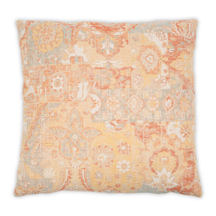 "Moss Home Ani 24"" Pillow in Sunrise, 24"" throw pillow, accent pillow, decorative pillow"